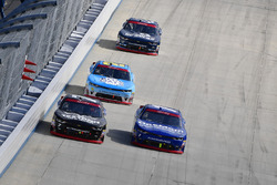 Jeremy Clements, Jeremy Clements Racing Chevrolet, Elliott Sadler, JR Motorsports Chevrolet, Daniel