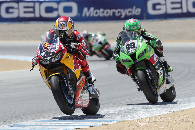 Jake Gagne, Honda World Superbike Team, Randy Krummenacher, Puccetti Racing