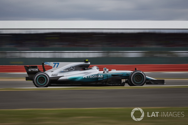 9. Valtteri Bottas, Mercedes AMG F1 W08