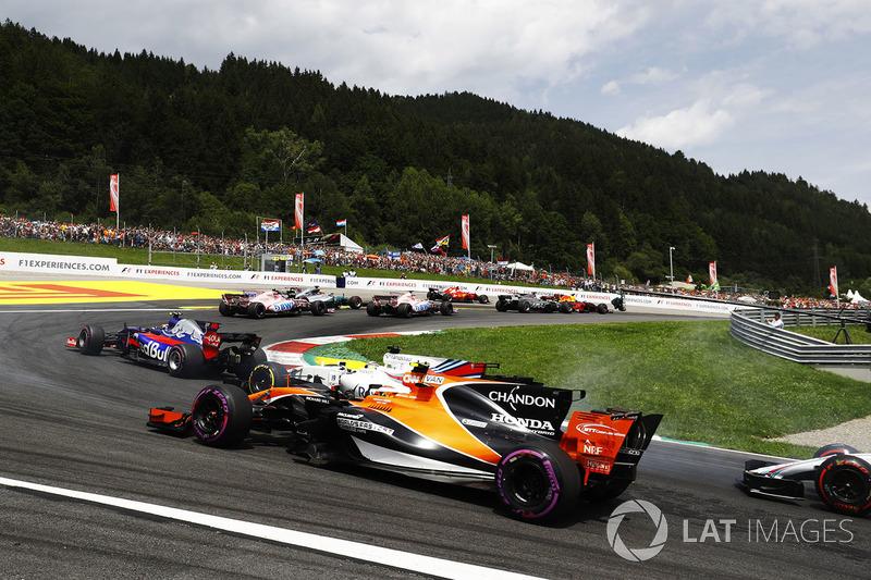 Феліпе Масса, Williams FW40, Стоффель Вандорн, McLaren MCL32