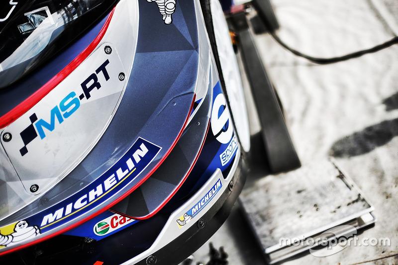 Detalle del M-Sport Ford Fiesta WRC
