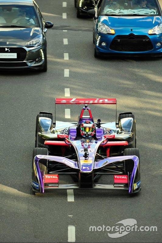 Showrun: DS Virgin Racing