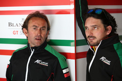 #51 AF Corse, Ferrari 488 GT3: Lorenzo Bontempelli, Olivier Beretta