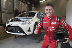 Harry Bates, Toyota Yaris AP4