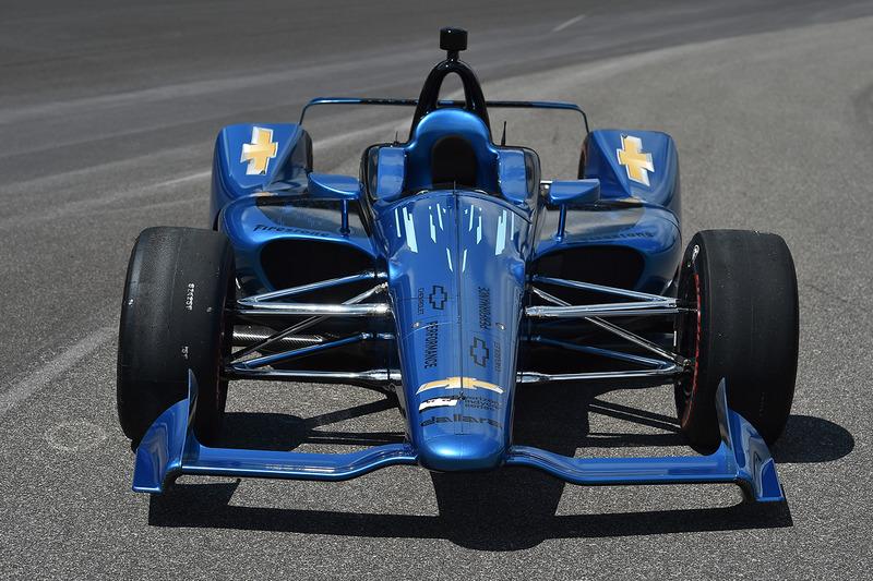 Chevrolet IndyCar 2018