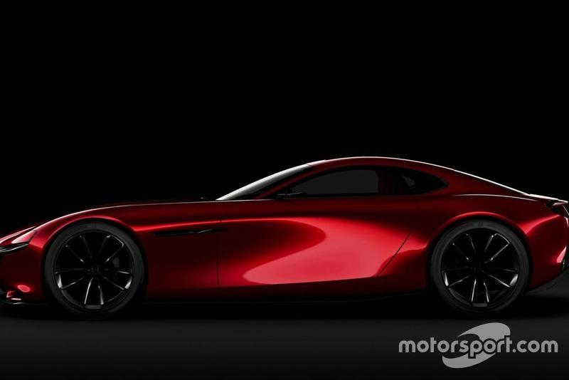 Концепт Mazda RX-Vision