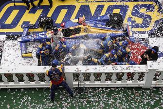 Ganador, Alexander Rossi, Andretti Autosport Honda