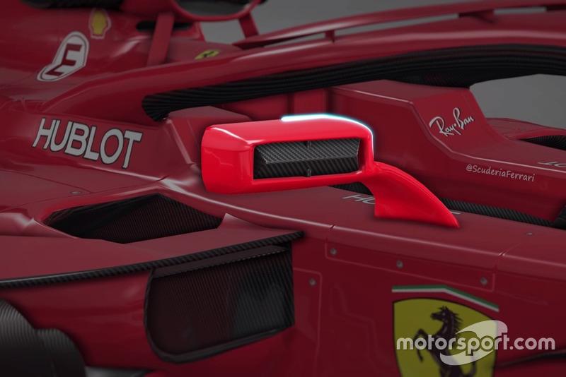 Ferrari-tükör