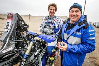 Xavier de Soultrait y Jordi Arcarons, Yamaha Racing