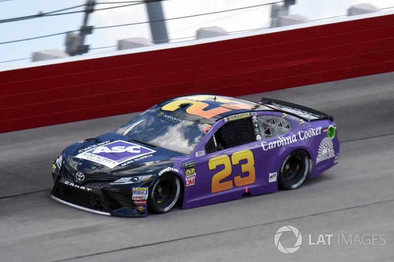 Joey Gase, BK Racing, Toyota Camry Sparks Energy