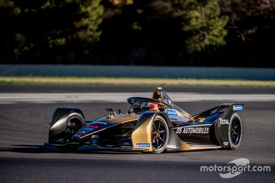 DS Techeetah launch