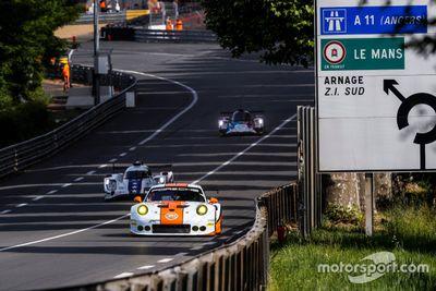 Test de las 24h de Le Mans