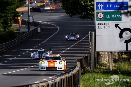 24 Ore di test a Le Mans