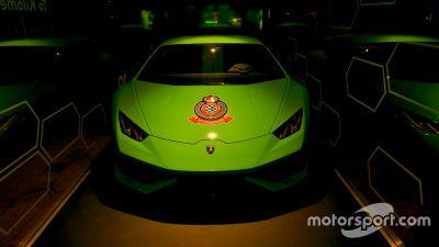 Bburago Lamborghini promo