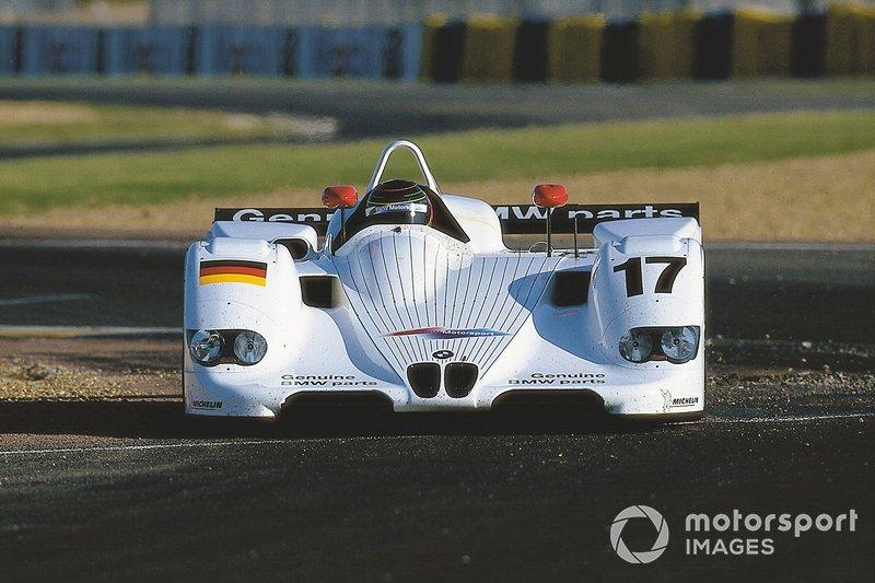 24h de Le Mans pre calificación