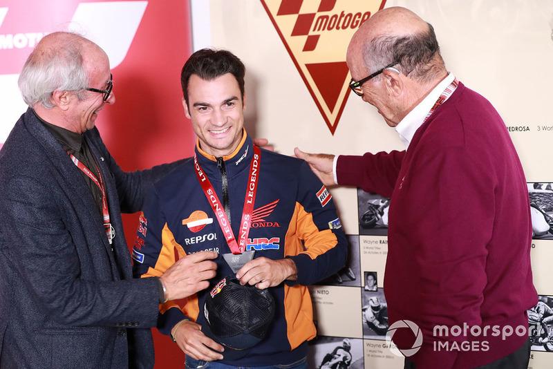 1. Дані Педроси у MotoGP