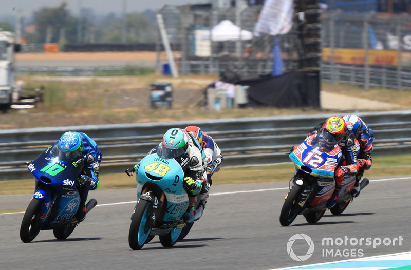 Dennis Foggia, Sky Racing Team VR46, Lorenzo Dalla Porta, Leopard Racing