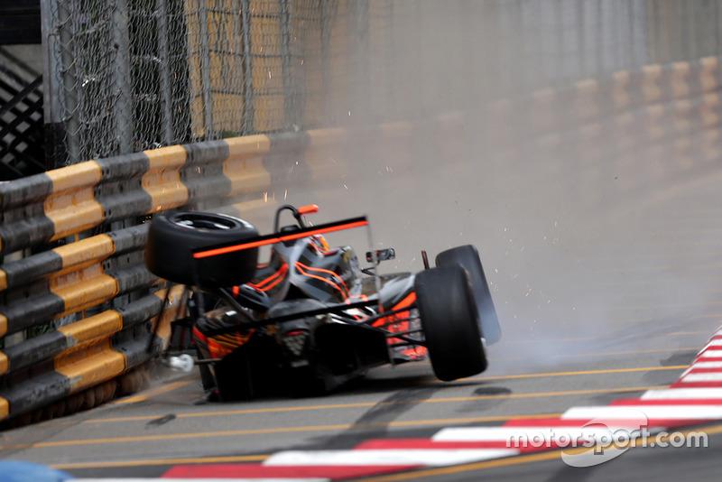 L'accident de Sophia Flörsch, Van Amersfoort Racing