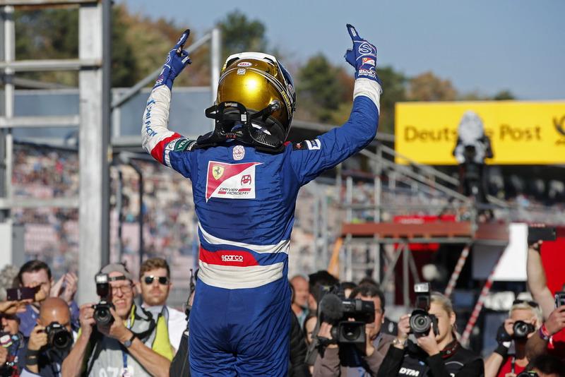 Мощный сезон Роберта Шварцмана в Евро Ф3