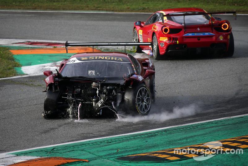 #575 Ferrari 488, Ferrari Jakarta: Karim Nagadipurna