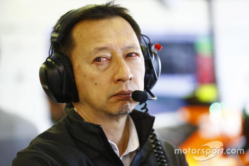 Старший керівник Honda Юсуке Хасегава