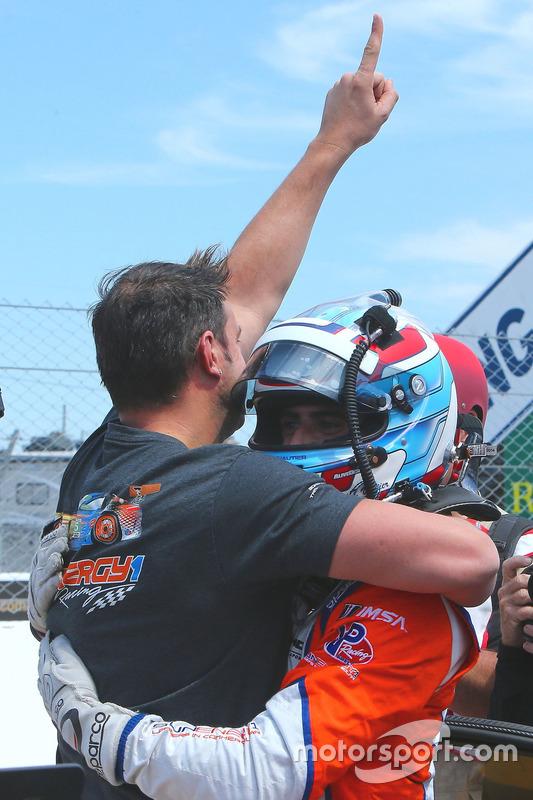 GTD-Polesitter: Tristan Vautier, 75 SunEnergy1 Racing