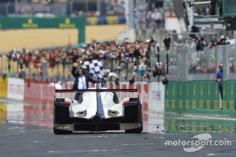Победители абсолютного зачета Porsche №2