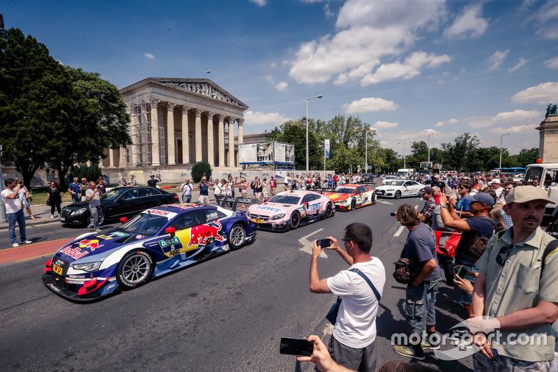 Маттіас Екстрьом, Audi Sport Team Abt Sportsline, Audi A5 DTM, Гері Паффетт, Mercedes-AMG Team HWA, Mercedes-AMG C63 DTM, Аугусто Фарфус, BMW Team RMG, BMW M4 DTM