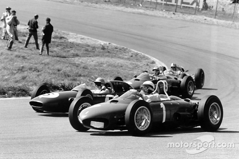 1961-1962: Phil Hill, Ferrari 156