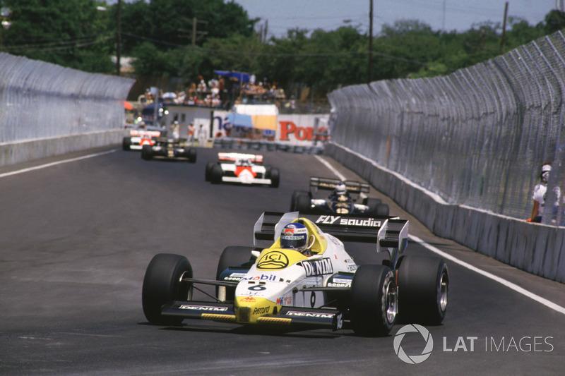 1984: Keke Rosberg (Williams FW09 Honda)