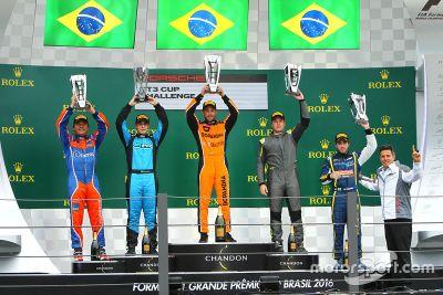 Interlagos - Preliminar F1
