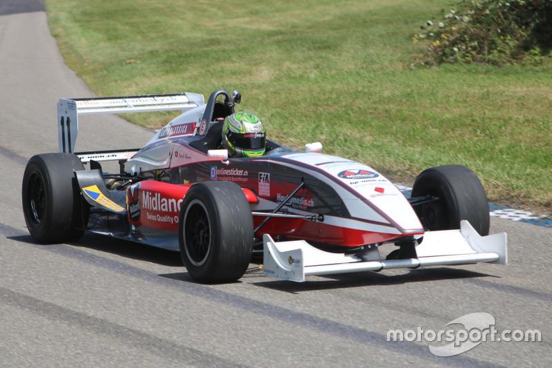 Marcel Maurer, Tatuus-Renault E2, Bödeli Racing Club