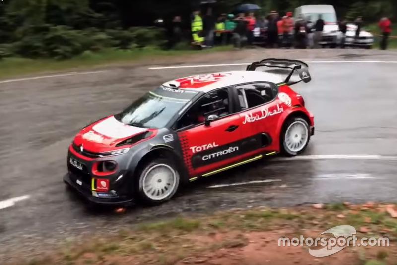 Себастьян Льоб, Citroen C3 WRC