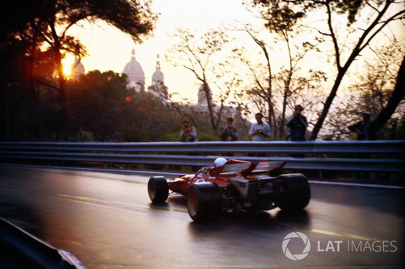 1971年スペインGP:クレイ・レガッツオーニ(フェラーリ)