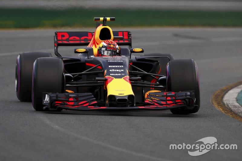 Max Verstappen, Red Bull Racing, RB13