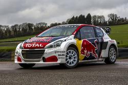 Peugeot 208 WRX vom Team Peugeot Hansen