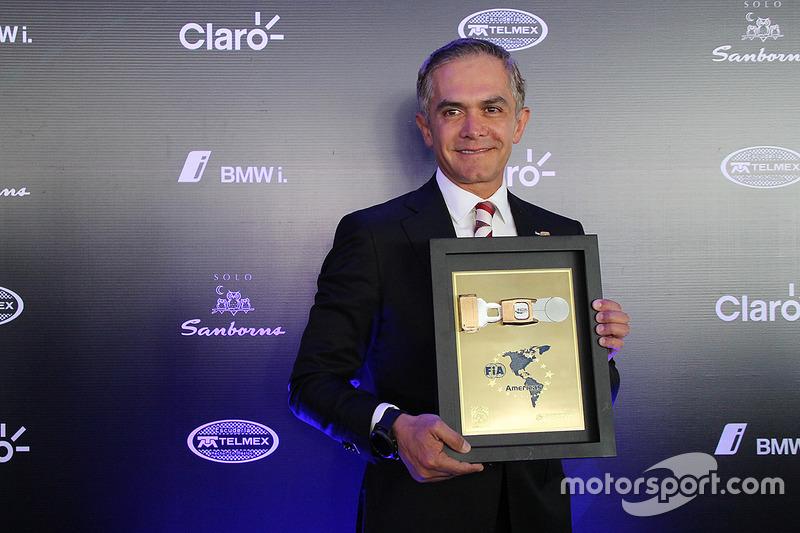Miguel Angel Mancera, Jefe de Gobierno de la Ciudad de México