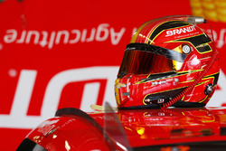 Justin Allgaier, JR Motorsports Chevrolet kask