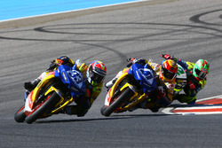 Daniel Valle, Yamaha, Marc Garcia, Yamaha, Ana Carrasco, Kawasaki