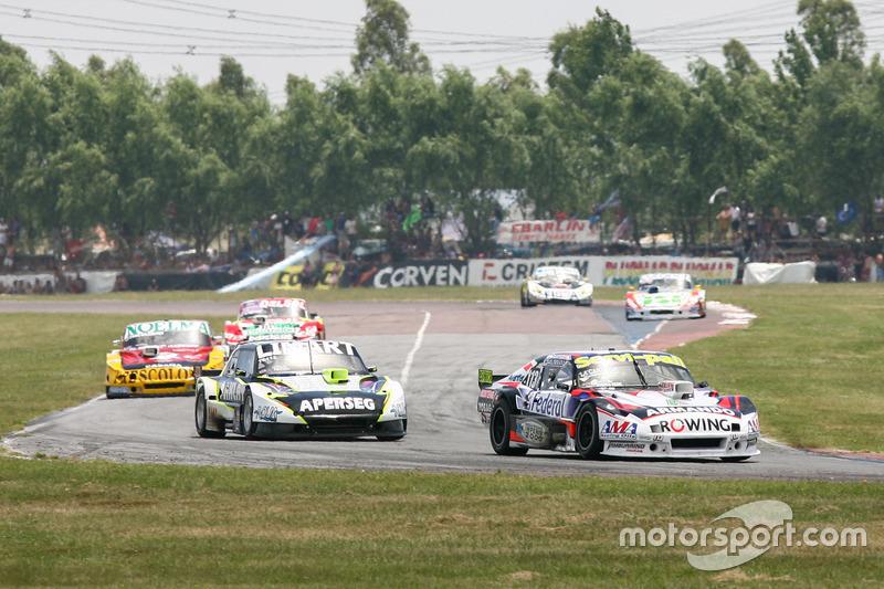 Diego De Carlo, JC Competicion Chevrolet, Esteban Gini, AA Racing Torino, Pedro Gentile, JP Racing Chevrolet