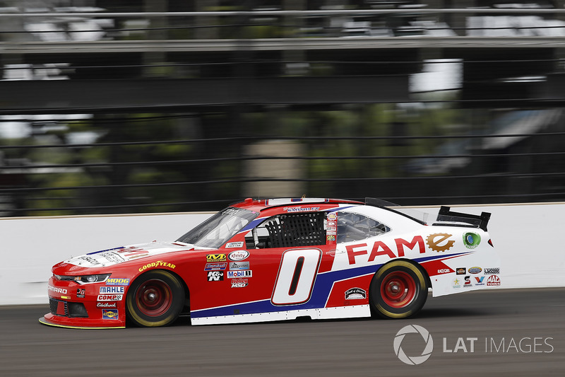 Garrett Smithley, JD Motorsports Chevrolet