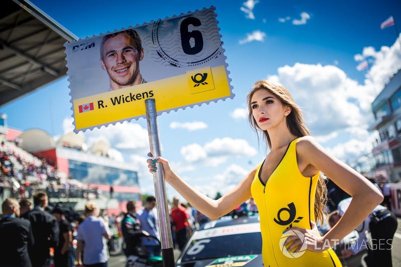 Грід-гьол Роберта Вікенса, Mercedes-AMG Team HWA, Mercedes-AMG C63 DTM