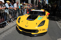 #63 Corvette Racing Corvette C7.R: Jan Magnussen, Antonio Garcia, Jordan Taylor