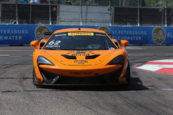 #62 Klenin Performance Racing, McLaren 570S GT4: Mark Klenin