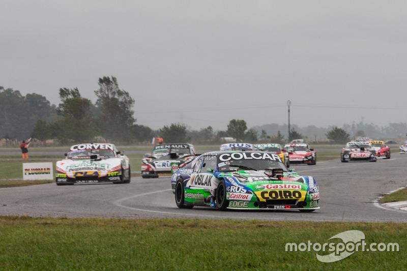 Gaston Mazzacane, Coiro Dole Racing Chevrolet, Juan Marcos Angelini, UR Racing Dodge, Emiliano Spataro, Renault Sport Torino