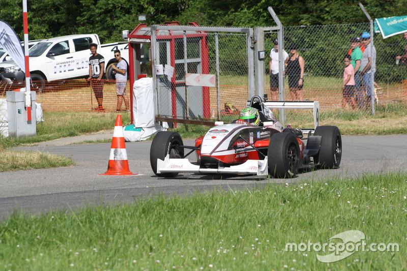 Marcel Maurer, Tatuus-Renault E2, Bödeli Racing