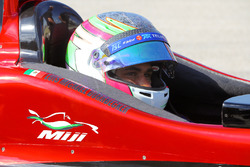 Luis Michael Dörrbecker, Schmidt Peterson Motorsports, Honda