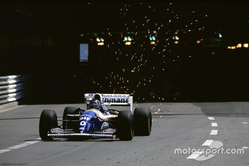 Формула 1. Гран При Монако, Дэймон Хилл, 1994 год