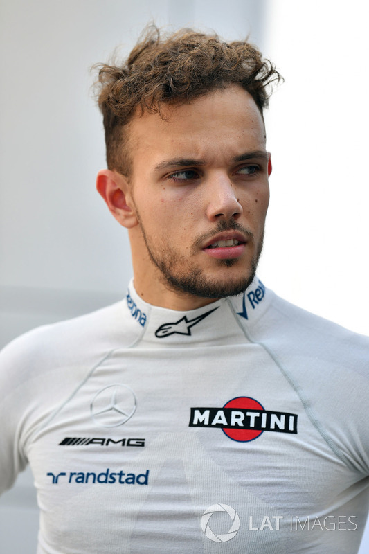 Luca Ghiotto, Williams