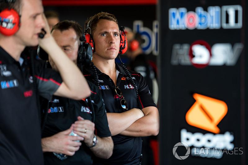 Ryan Walkinshaw, Holden Racing Team, Teambesitzer